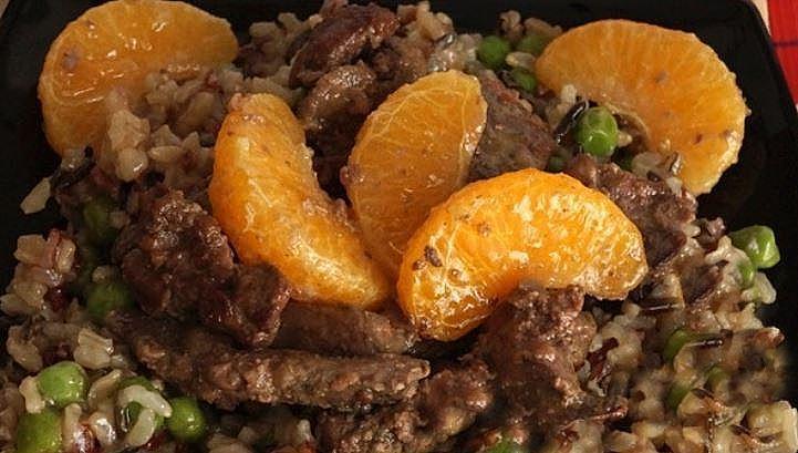 Рис з печінкою (в духовці, в мультиварці): рецепти з фото