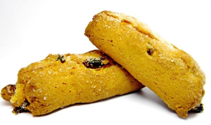 Печиво з родзинками (вівсяне, пісочне, сирне): рецепти