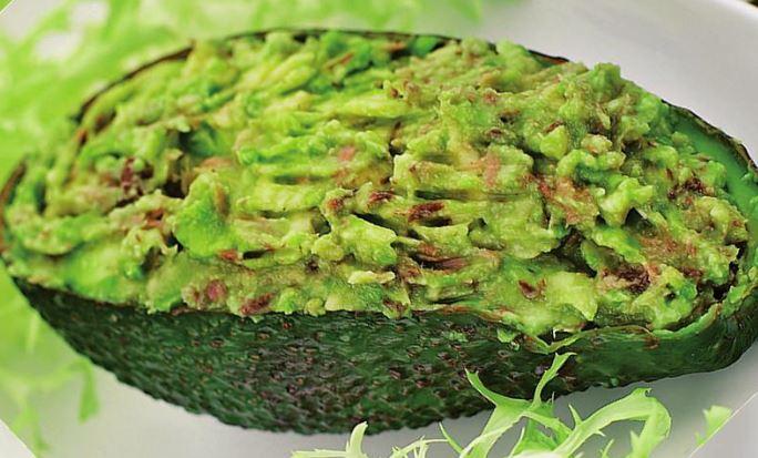 Салат з тунцем і авокадо - рецепти з фото, калорійність