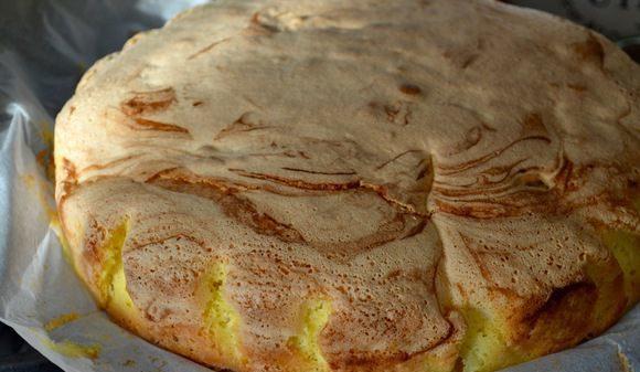 Пиріг з апельсинами: простий рецепт з фото, в мультиварці