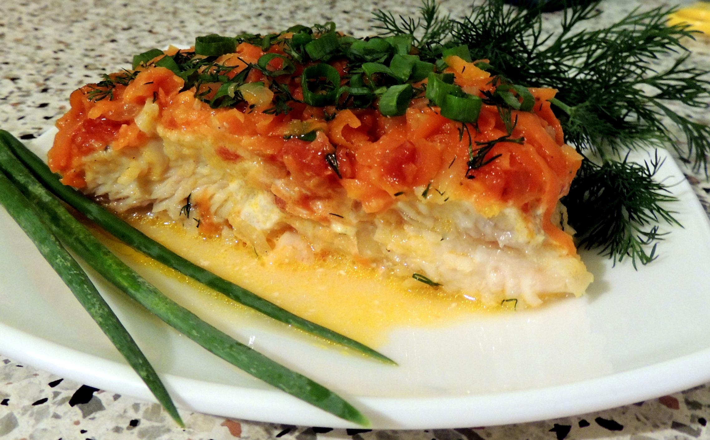 Риба під маринадом «Мова проковтнеш»: рецепт з фото покроково