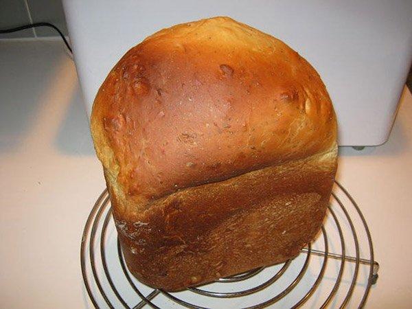 Рецепт паски в хлібопічці з покроковим фото