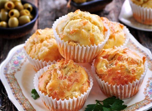 Мафіни з куркою і сиром: домашні рецепти покроково з фото