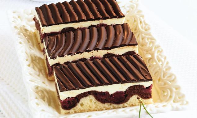 Торт «Дунайські хвилі» - класичний рецепт з фото покроково
