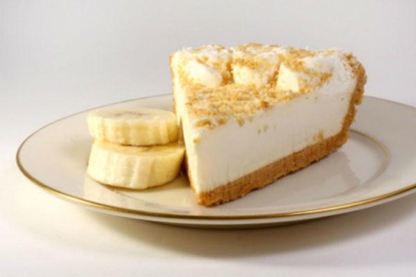 Пиріг з бананом: рецепт простий з фото, калорійність випічки