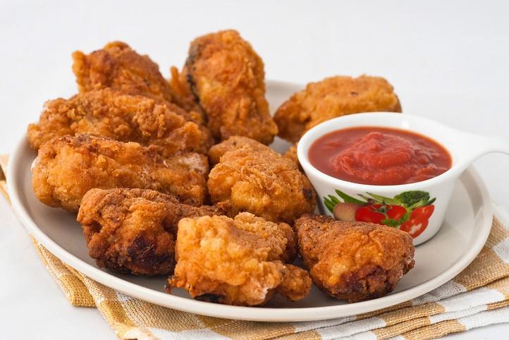 Крильця в КФС: калорійність, покрокові рецепти з фото
