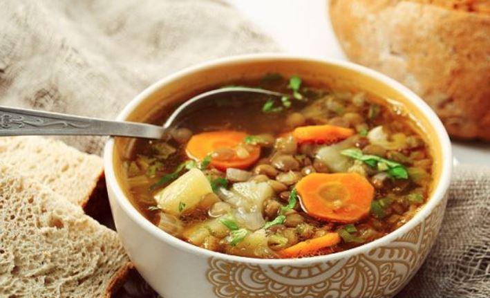 Суп із сочевиці з м'ясом: покрокові рецепти, калорійність