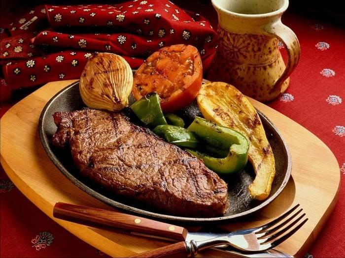 Лангет з яловичини (на сковороді в духовці): рецепти з фото