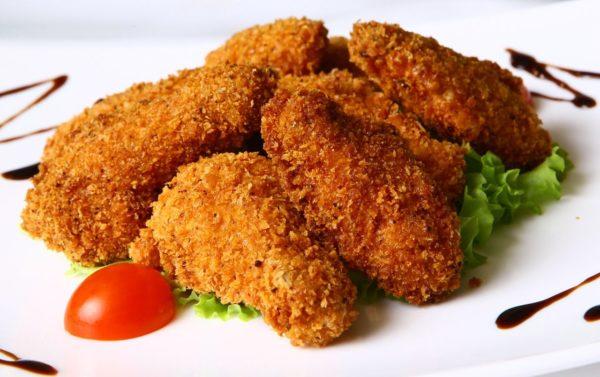 Курячі крильця в клярі - рецепти з фото, калорійність