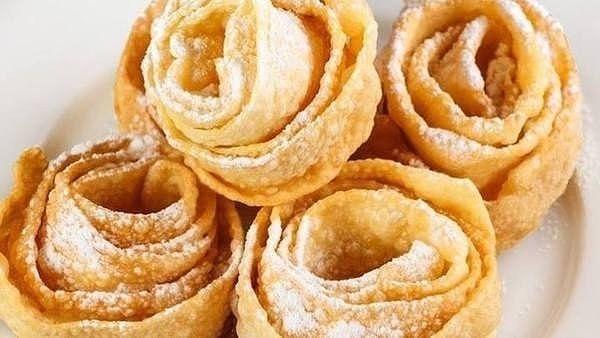 Хмиз «Трояндочки» - кілька рецептів з покроковим фото