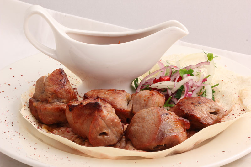 Шашлик з телятини: рецепти маринаду, покрокове фото, поради