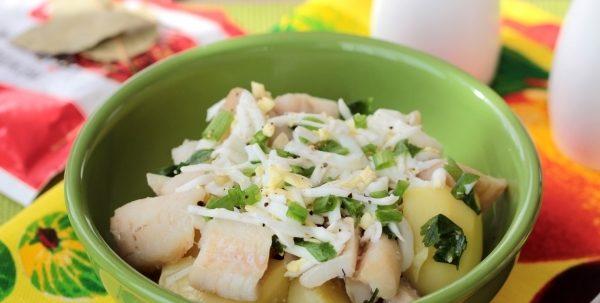 Тріска по-польськи в соусі: рецепти приготування з фото