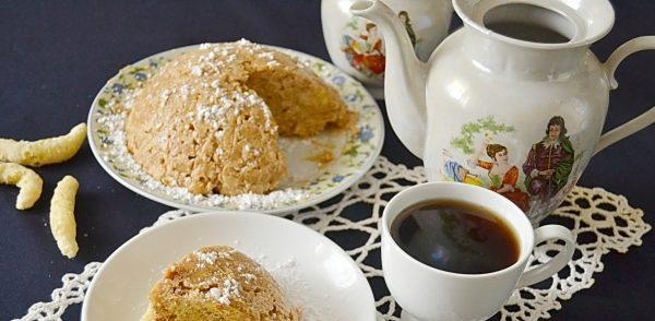 Торт з кукурудзяних паличок (зі згущеним молоком, з ірисок): рецепти