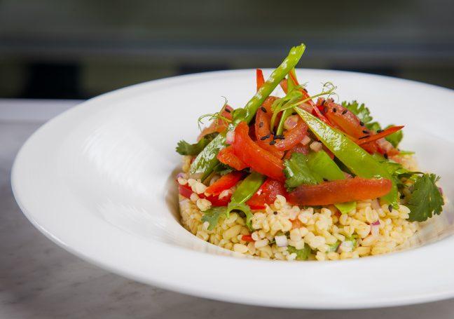 Булгур з овочами: калорійність, рецепти приготування з фото