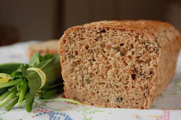 Хліб з висівками в хлібопічці і в духовці: рецепти, користь