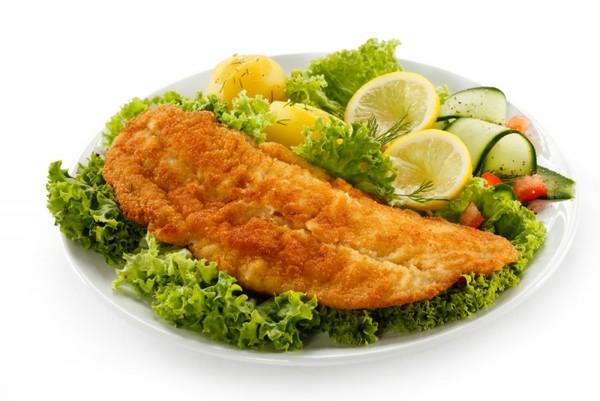 Морський язик в клярі: калорійність риби, рецепти з фото