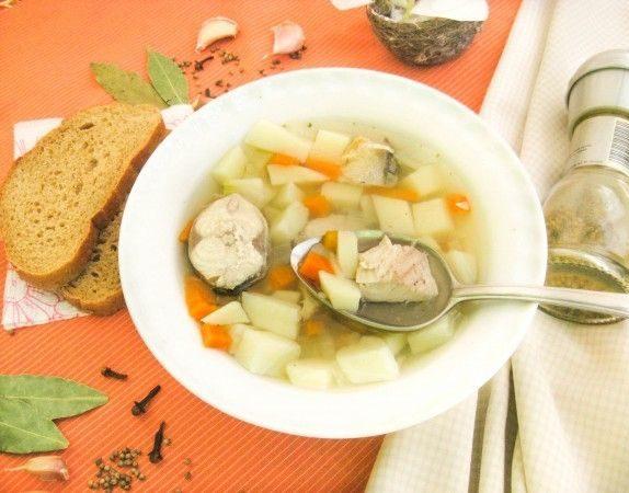 Юшка з скумбрії - домашні рецепти з фото, калорійність