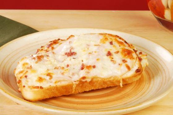 Гарячий бутерброд в мікрохвильовці: рецепти з фото покроково