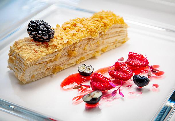 Торт «Наполеон» з готового листкового тіста - рецепти з фото