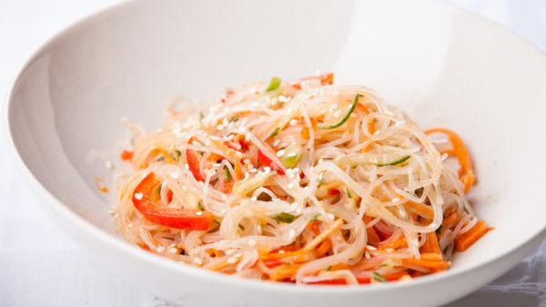Заправка для фунчозы по-корейськи будинку: рецепти покроково