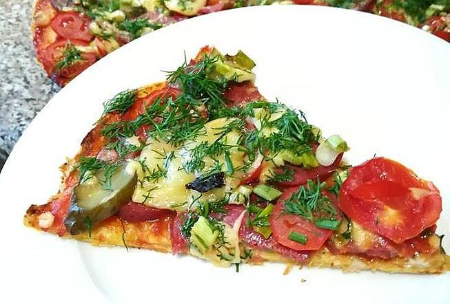 Швидка піца в духовці: рецепти приготування за 10 хвилин