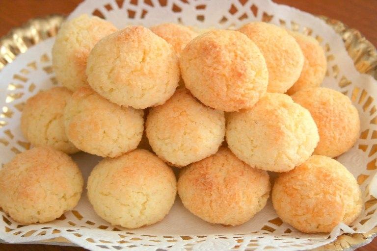 Печиво з кокосовою стружкою: вівсяне, пісочне, сирне