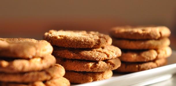 Печиво з корицею (пісочне, яблучне): рецепти з фото