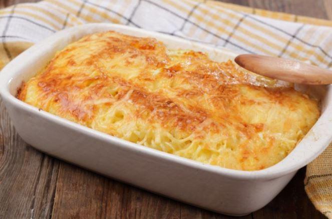 Макарони з сиром: простий рецепт приготування в духовці