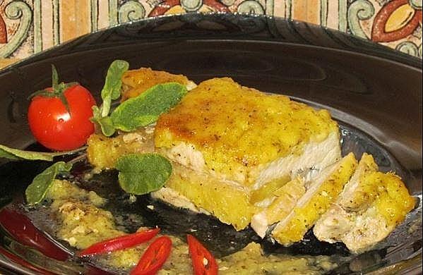 Рецепти святкових гарячих страв з фото покроково