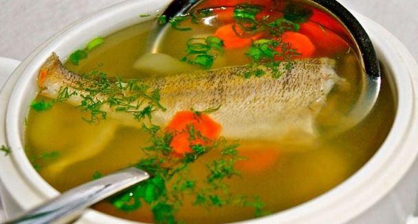 Юшка з окуня (річкового, морського): покрокові рецепти з фото