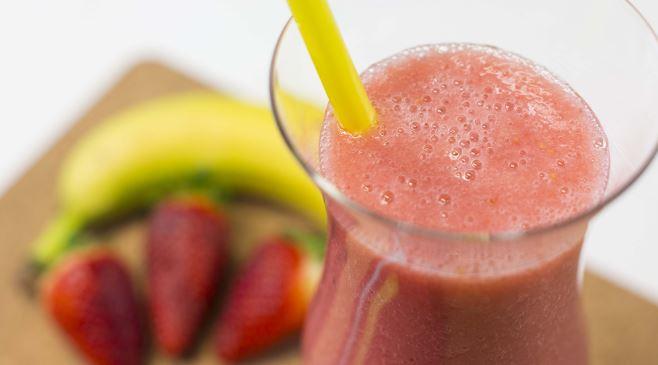 Коктейлі в блендері - овочеві, фруктові, молочні (рецепти)