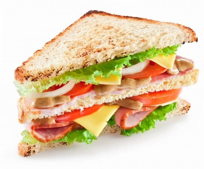 Сендвічі прості і смачні домашні рецепти з фото покроково