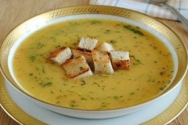 Курячий суп-пюре (з вершками, з сиром): рецепти з фото