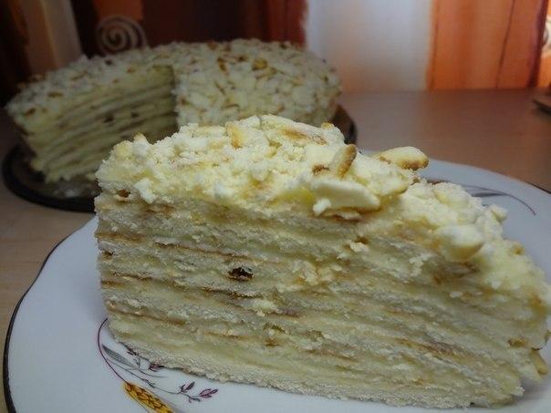 Торт на швидку руку (простий, без випічки): рецепти з фото