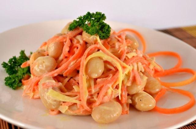 Смачний салат на швидку руку: прості рецепти з фото
