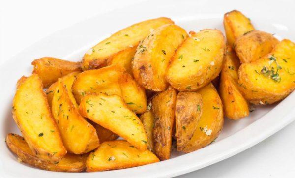 Картопля «Айдахо»: рецепт приготування в духовці з фото