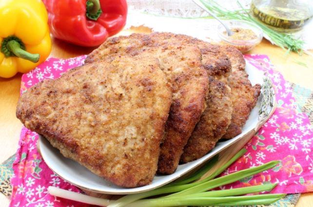 Відбивні зі свинини в духовці: рецепти з покроковим фото