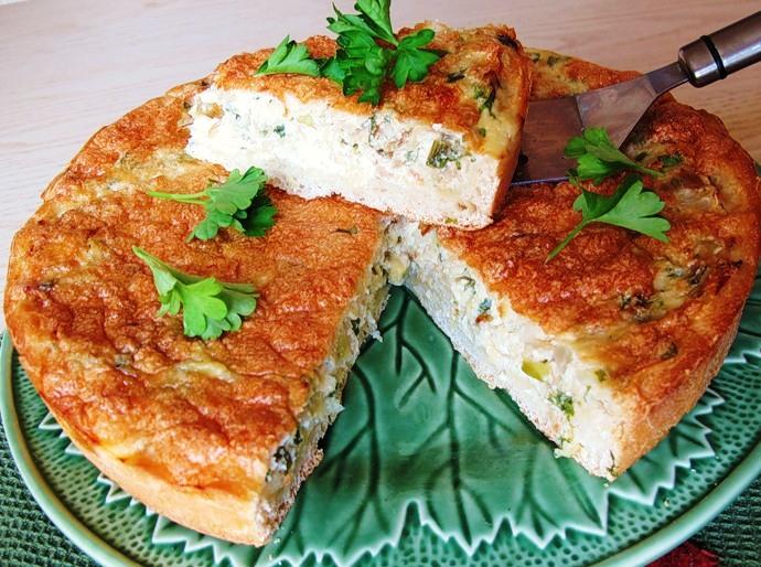 Пиріг з капустою на швидку руку: покрокові рецепти з фото