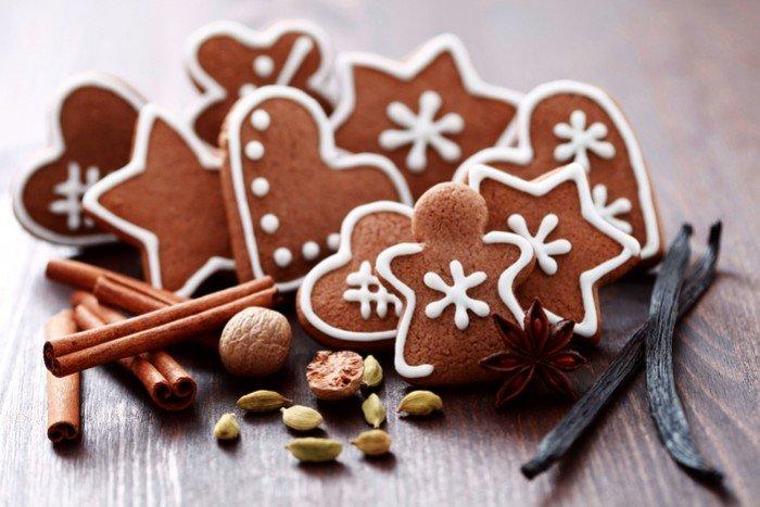 Рецепти десертного печива на Новий рік 2018 покроково з фото