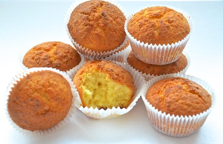 Сирні кекси: кілька рецептів з фото покроково, поради