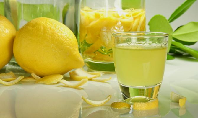 Лімончелло в домашніх умовах (на самогоні, горілці): рецепти