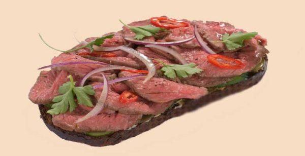 Ростбіф з яловичини: класичний рецепт з фото та поради