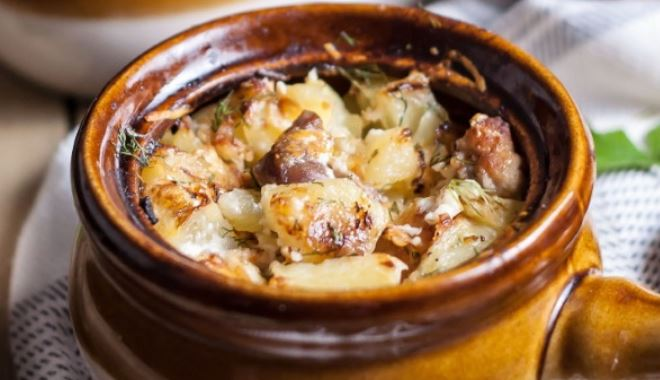 Яловичина в горщиках в духовці (з картоплею, рисом): рецепти