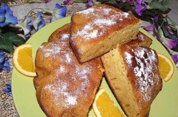 Пиріг зі згущеним молоком (в духовці, мультиварці): рецепти з фото