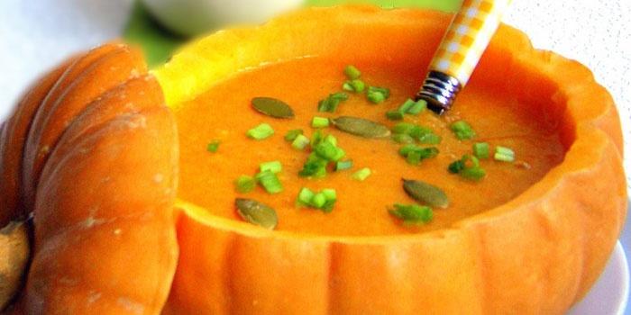 Гарбузовий крем-суп (з куркою, з вершками): рецепти з фото