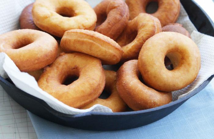Пончики на кефірі за 15 хвилин: прості рецепти покроково