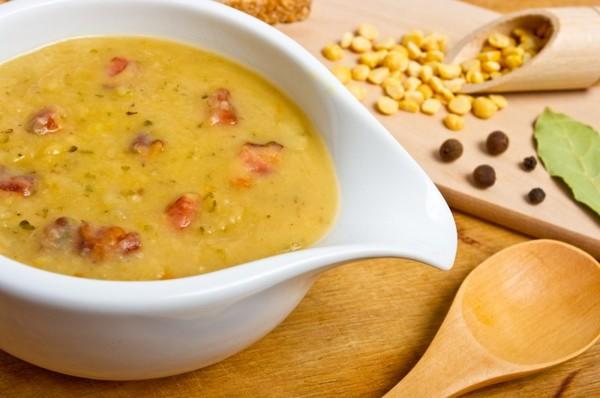 Гороховий суп з копченостями в мультиварці: рецепти з фото