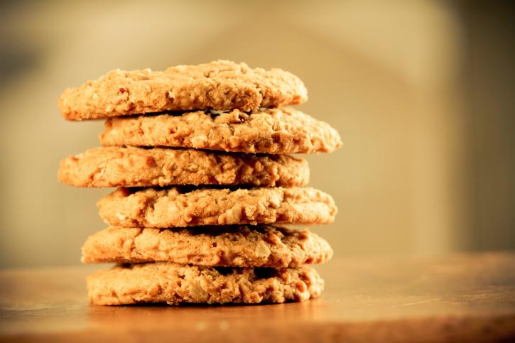 Вівсяне печиво без борошна (просте, дієтичне): рецепти