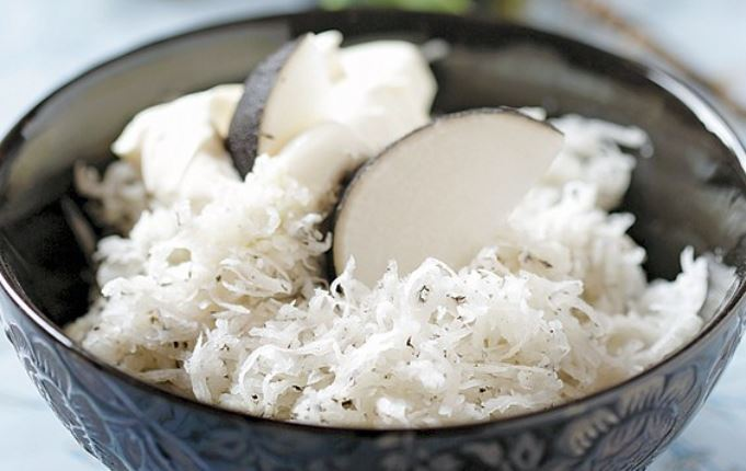Салат з чорної редьки: прості рецепти приготування з фото