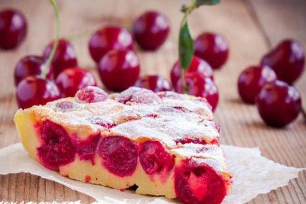 Клафуті з вишнею (класичний, шоколадний): рецепти з фото